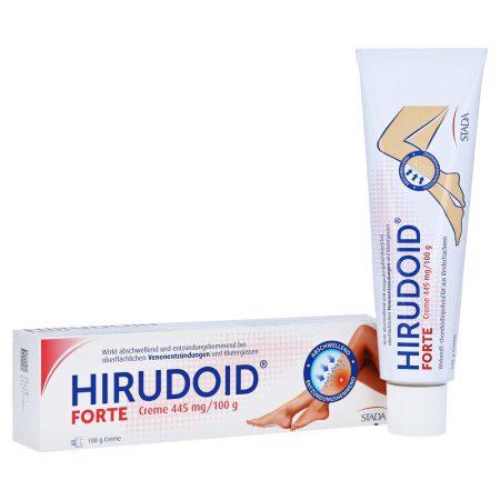 Hirudoid Forte Cream 100g